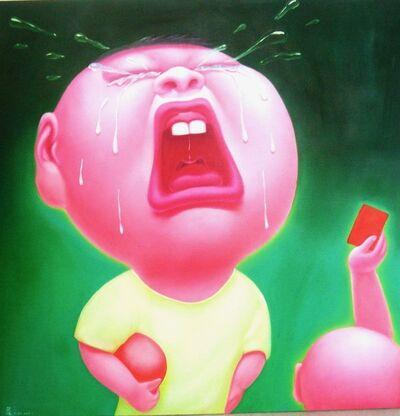 Yin Jun, 'Crying', 2007