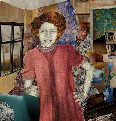 Tony Wells, 'Linda from the Bronx', 2020
