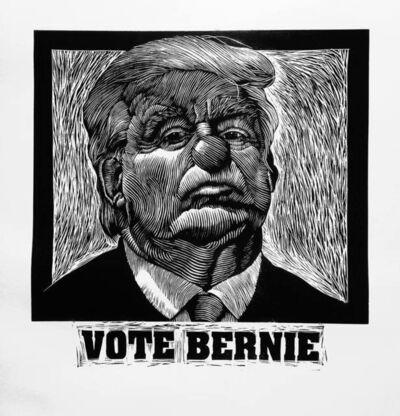Abel Alejandre, 'Vote Bernie', 2015