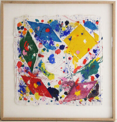"Sam Francis, '""Untitled (SFM81-101)""', 1981"