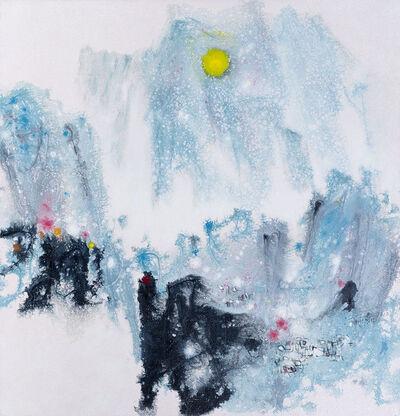 Hu Chi-Chung 胡奇中, 'Painting 7212', 1972