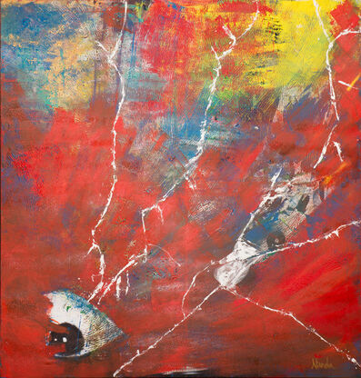 Nanda Khiara, 'Prism Eye- IV ''Communication' 'with a single glance', 2015