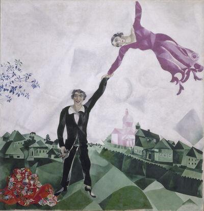 Marc Chagall, 'Promenade (Promenade)'
