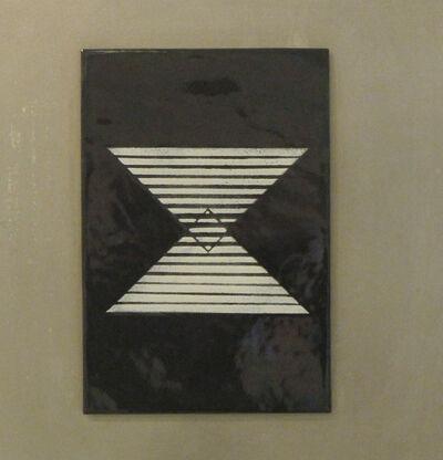 Lothar Charoux, 'Dois Triângulos', 50's