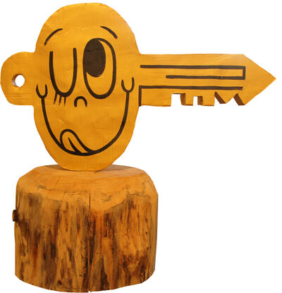 Chris Uphues, 'Key Sculpture', 2017