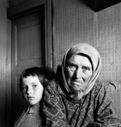 Inta Ruka, 'Sanita Kokarevica, Praskovja Timofejeva', 1986