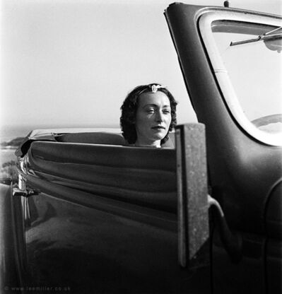Lee Miller, 'Nush Eluard, Mougins, France', 1937