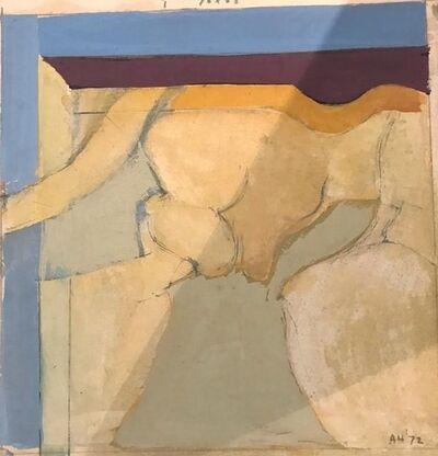 Adrian Heath, 'Sollan', 1972