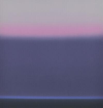 Wayne Viney, 'Sea with dark grey cloud I', 2016