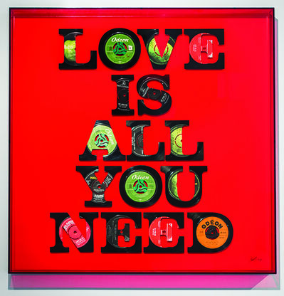 Keith Haynes, 'Love Is All You Need ', 2018