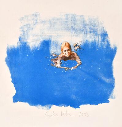 Antony Donaldson, 'Blue Pool', 1973