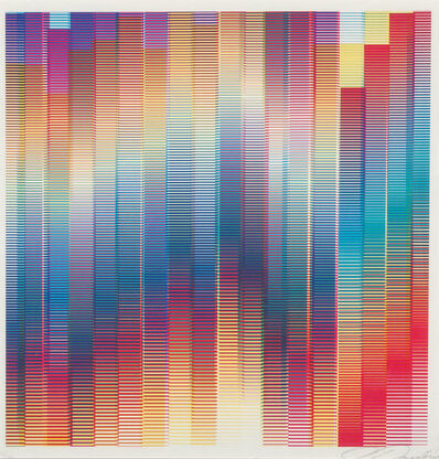 Felipe Pantone, 'Subtractive Variability 4 (First Edition)', 2018