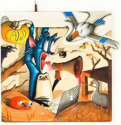 Sebastian Chaumeton, 'The Stymphalian Birds', 2020/2021