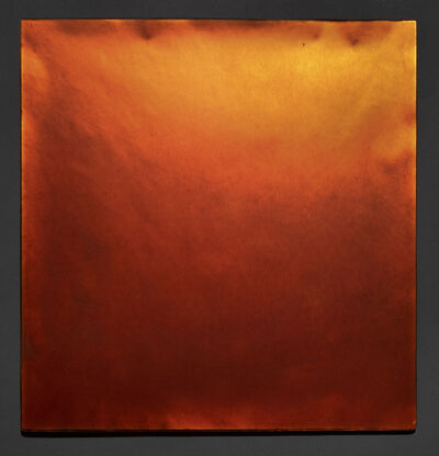 Florence Miller Pierce, 'Untitled (# 149) - Brown & Orange', 1996