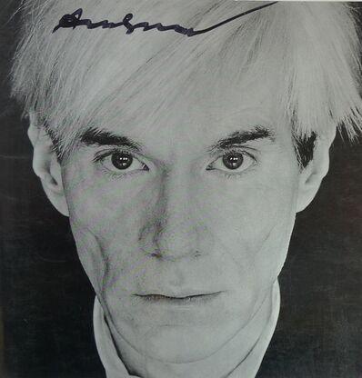 Andy Warhol, 'Self Portrait', 1982