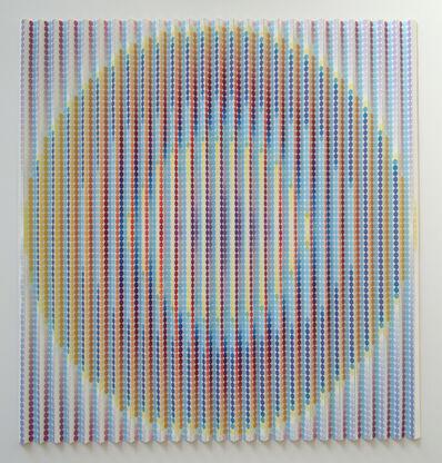 Yaacov Agam, 'Birth Energy', 2016