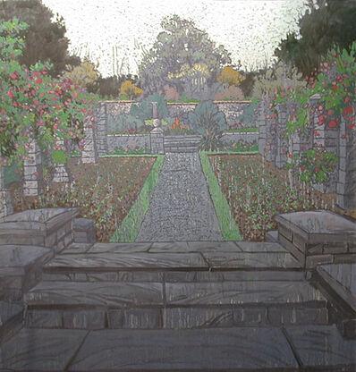 Ted Godwin, 'Gardens of Dromoland', 1985