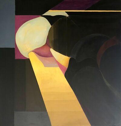 Adrian Heath, 'Machen No. 2 ', 1980