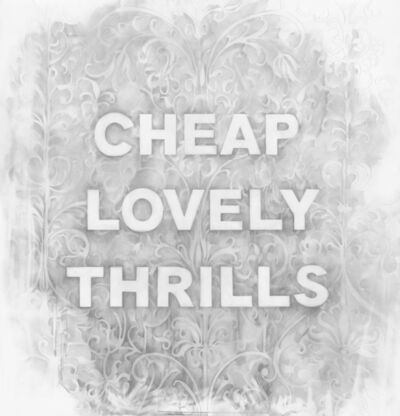 Amanda Manitach, 'Cheap Lovely Thrills', 2019