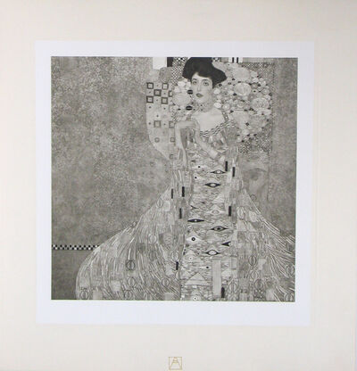 Gustav Klimt, 'Portrait of Adele Blocher-Bauer I [Das Werk Gustav Klimts] ', 1908-1914