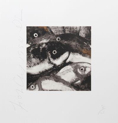 Donald Sultan, 'Fish', 1991
