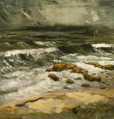 Réal Calder, 'Dans l'oeil de la Tempête', 2011