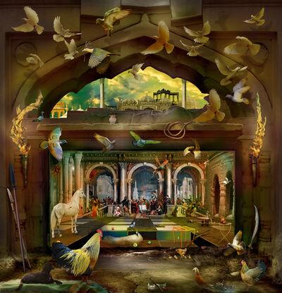 Ranbir Kaleka, 'Raja Ravi Verma in the House of Levi', 2017