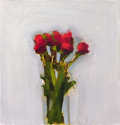 Stanley Bielen, 'Scarlet Ranunculus', 2016