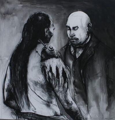 Alfredo Mendoza Bullain, 'Face to face', 2017