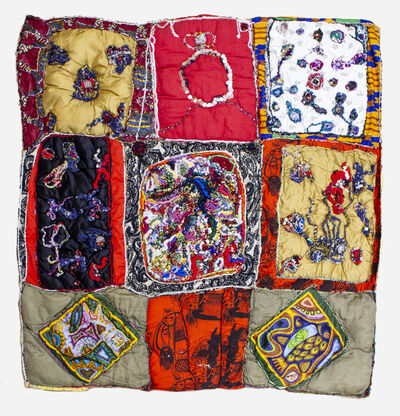 Elizabeth Talford Scott, 'Bits and Pieces', 1995