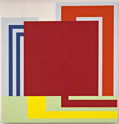 Peter Halley, 'Auto Zone', 1992