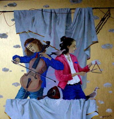 Tatyana Palchuk, 'Duet with Cellist', 2016