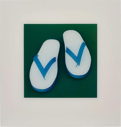 Thomas Demand, 'Sandalen', 1994 -1995
