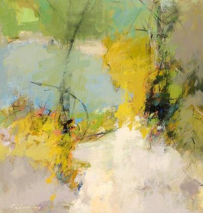 """Tony Saladino, '""""Spring Pond IV""""', 2019"""