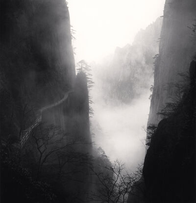 Michael Kenna, 'Huangshan Mountains, Study 34, Anhui, China', 2010
