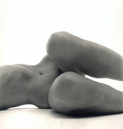 Irving Penn, 'Nude No. 58, New York', 1949-1950
