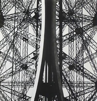 Lucien Hervé, 'Eiffel Tower', 1945