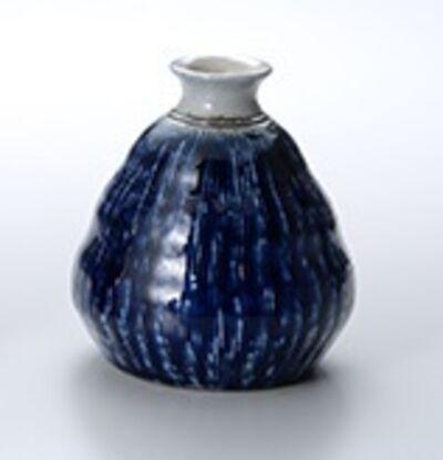 Tomoo Hamada, 'Vase, salt glaze'