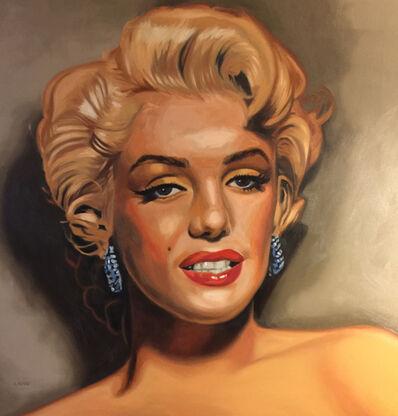 Clifford Land, 'Marilyn Monroe', 2018
