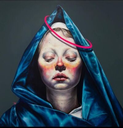 Afarin Sajedi, 'Pink Holy'