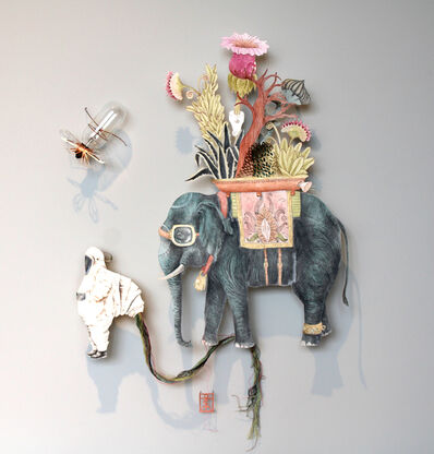 Teresa Currea, 'Allergic and Elephant', 2019