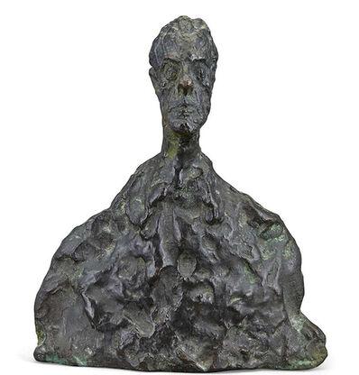 Alberto Giacometti, 'Petit Buste', ca. 1955