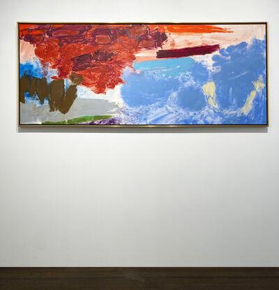 Friedel Dzubas (1915-1994), 'Meeting', 1986