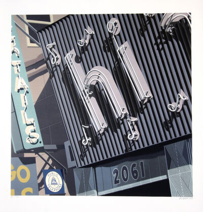 Robert Cottingham, 'American Signs Portfolio (Hi)', 2009