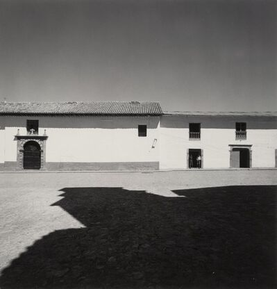 Harry Callahan, 'Cuzco, Peru'