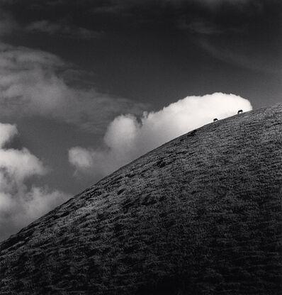Michael Kenna, 'Seven Horses, Iti Maunga, Easter Island', 2001