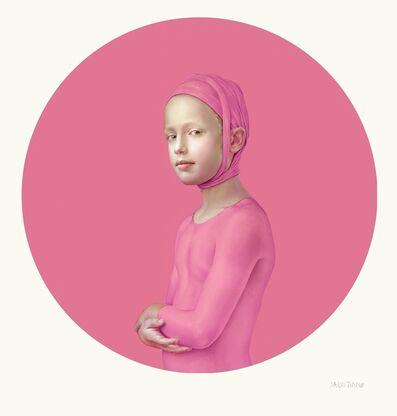"""Salustiano, '""""ROSES. JUNE. STILLNESS""""  PINK', 2018"""