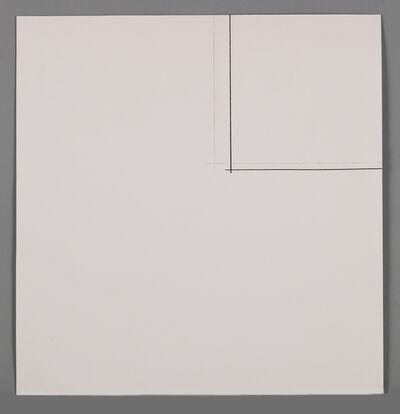 Kishio Suga 菅木志雄, 'Enclosed Space 界囲構 ', 1980