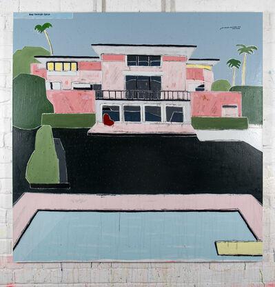 Rob Tucker, 'A Hockney Hollywood Hills Mansion', 2020