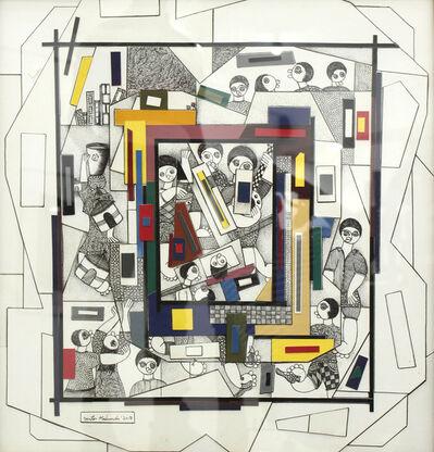 Santos Mabunda, 'Life experience', 2018